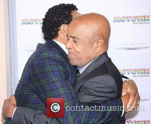 Smokey Robinson, Berry Gordy Jr. The, Launch, Motown, The Musical, Nederlander Theatre and Arrivals. New York City