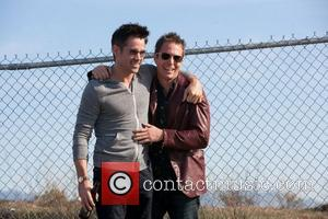 Colin Farrell and Sam Rockwell
