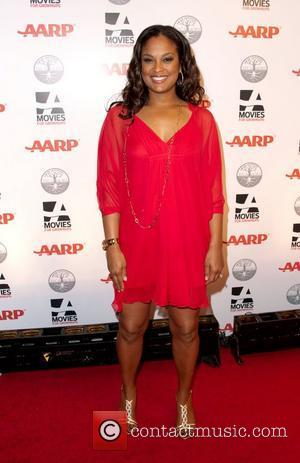 Laila Ali  AARP's 11th Annual Movies For Grownups Awards at the Beverly Wilshire Hotel Los Angeles, California - 06.02.12