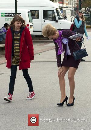 Sheridan Smith and Nell Tiger Free