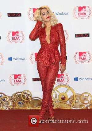 Rita Ora Chastised By Mother For Nipple Slip