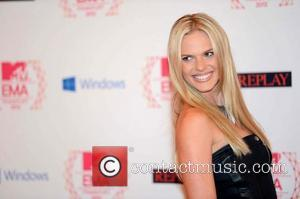Anne Vyalitsyna aka Anne V 19th MTV Europe Music Awards - Press Room Frankfurt, Germany - 11.11.12