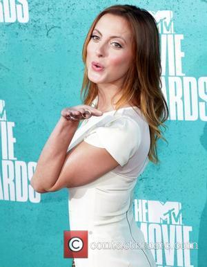 Eva Amurri Martino MTV Movie Awards at Universal Studios - Arrivals Universal City, California - 03.06.12