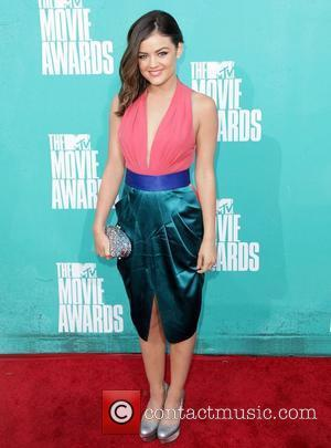 Lucy Hale and Mtv Movie Awards