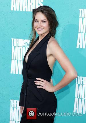 Shailene Woodley and Mtv Movie Awards