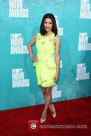 Julia Jones MTV Movie Awards at Universal Studios - Arrivals  Universal City, California - 06.03.12