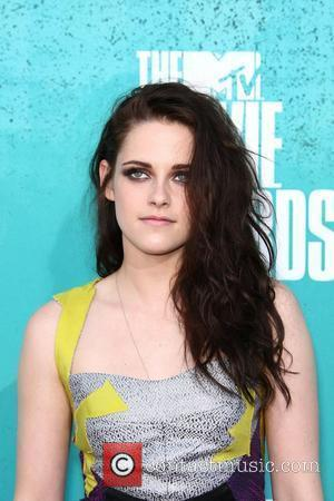 Kristen Stewart MTV Movie Awards at Universal Studios - Arrivals  Universal City, California - 06.03.12