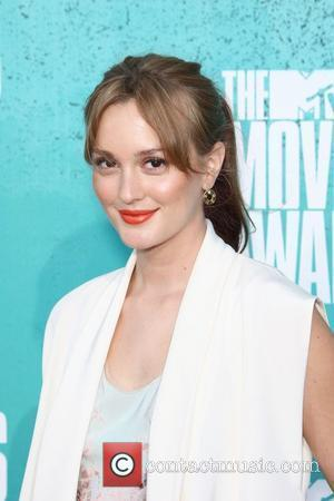 Leighton Meester and Mtv Movie Awards