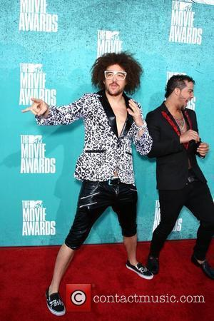Redfoo Caught Out By Masseuse Mum In Japan