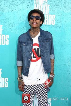 Wiz Khalifa and Mtv Movie Awards