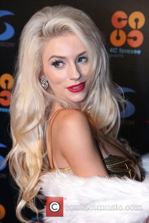 Courtney Stodden    'Muay Thai in America: In Honor of the King' held at the Raleigh Studios in...