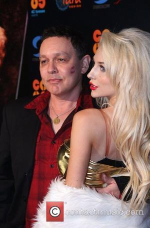 Doug Hutchison and Courtney Stodden   'Muay Thai in America: In Honor of the King' held at the Raleigh...