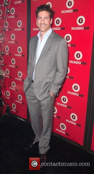 Eduardo Xol MundoFOX Launch Party: Let's Make History Together! - Arrivals Los Angeles, California - 09.08.12