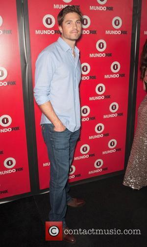 Eric Winter MundoFOX Launch Party: Let's Make History Together! - Arrivals Los Angeles, California - 09.08.12