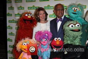 Elmo and Sesame Street