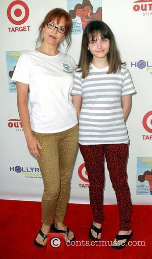 Amy Yasbeck and Daughter at the 3rd Annual My Brother Charlie Family Fun Festival held at The Culver Studios. Culver...