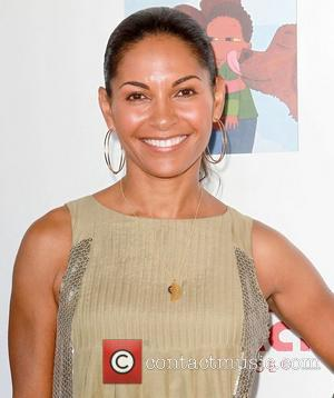 Salli Richardson-Whitfield at the 3rd Annual My Brother Charlie Family Fun Festival held at The Culver Studios. Culver City, California...