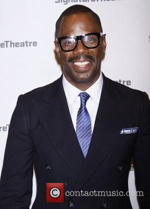 Colman Domingo Opening night party for the Off-Broadway play, 'My Children! My Africa!' at the Signature Theatre.  New York...