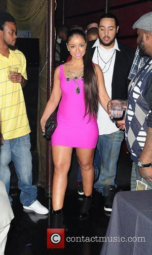 Mya  attend the 3rd year anniversary party at Gryphon nightclub at Seminole Hard Rock Hotel & Casino  Hollywood,...