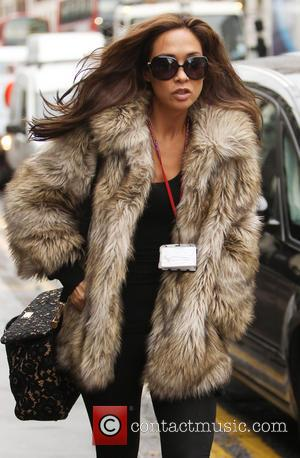 Myleene Klass out and about in central London  Featuring: Myleene Klass