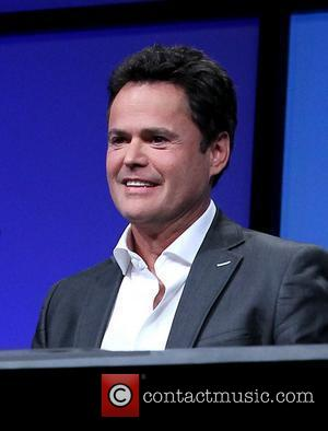 Donny Osmond Weeps After Learning Baby News