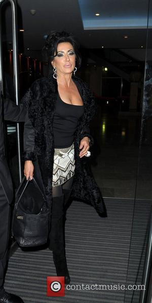 Nancy Dell'Olio,  return to their hotel after finishing their last show of Strictly Come Dancing - The Live Tour!...