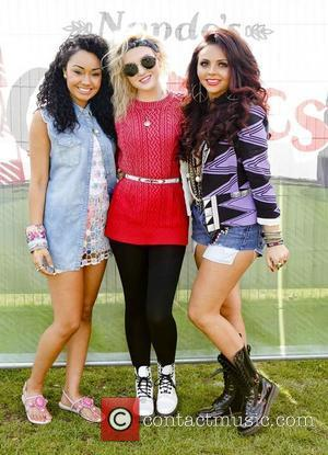 Perrie Edwards and Little Mix