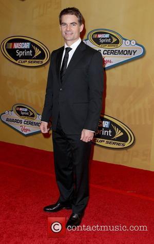 Jeff Gordon 2011 Nascar Sprint Cup Series Awards Ceremony at Wynn Resort and Casino  Las Vegas, Nevada - 02.12.11