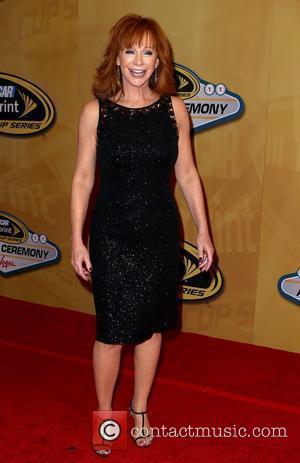 Reba McEntire 2011 Nascar Sprint Cup Series Awards Ceremony at Wynn Resort and Casino  Las Vegas, Nevada - 02.12.11
