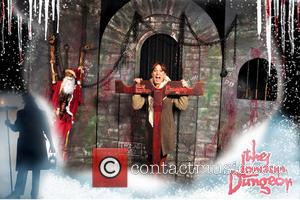 Natalie Cassidy enjoys some scary Christmas fun at the the legendary London Dungeon  Where: London, United Kingdom When: 21...
