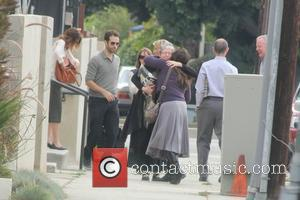 Natalie Portman and Benjamin