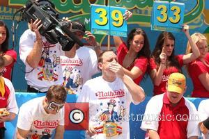 Joey Chestnut Faces Dog-Eat-Dog Competition To Defend His Title As Competitive Eating Champ