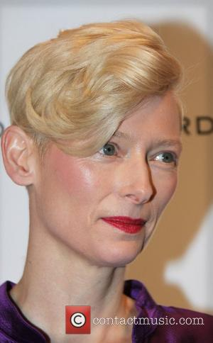 Tilda Swinton The National Board of Review Awards Gala held at Cipriani 42nd Street hall - Inside Arrivals New York...