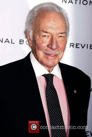 Christopher Plummer  The National Board of Review Awards Gala held at Cipriani 42nd Street hall - Inside Arrivals....