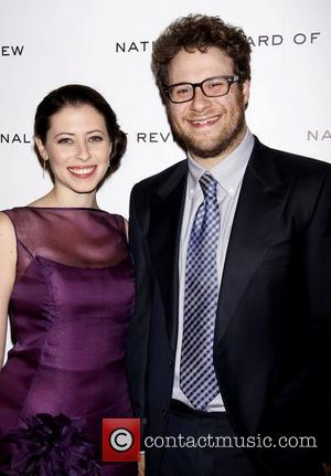 Lauren Miller and Seth Rogen  The National Board of Review Awards Gala held at Cipriani 42nd Street hall -...