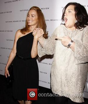 Michelle Rounds and Rosie O'Donnell  The National Board of Review Awards Gala held at Cipriani 42nd Street hall -...