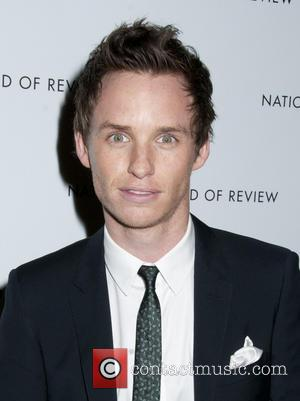 Eddie Redmayne, National Board Of Review and Awards Gala