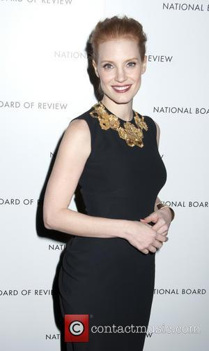 Jessica Chastain and National Board Of Review Awards