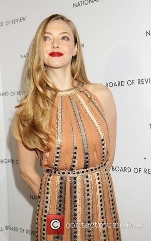 Amanda Seyfried and National Board of Review Awards