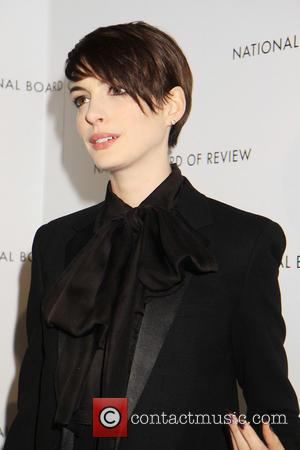 Anne Hathaway and National Board Of Review Awards