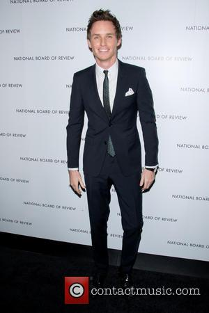 Eddie Redmayne and National Board Of Review Awards