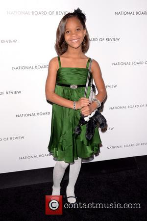 Quvenzhane Wallis and National Board Of Review Awards