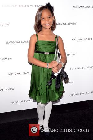 Best Actress In A Leading Role Oscar Nominee Quvenzhane Wallis The Youngest Ever - Just Who Is She?