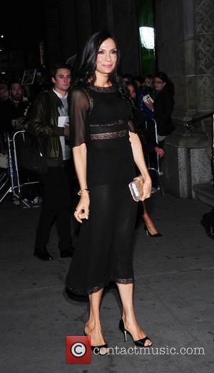 Famke Janssen The 2013 National Board of Review Awards Gala - Outside Arrivals  Featuring: Famke Janssen Where: New York,...