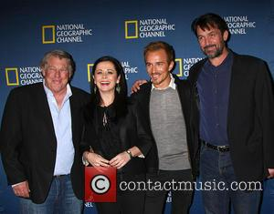 Graham Beckel, Geraldine Hughes, Jesse Johnson and Billy Campbell