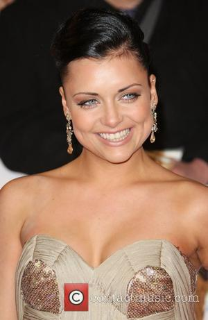 Shona McGarty The National Television Awards 2012 (NTA's) - Arrivals London, England - 25.01.12