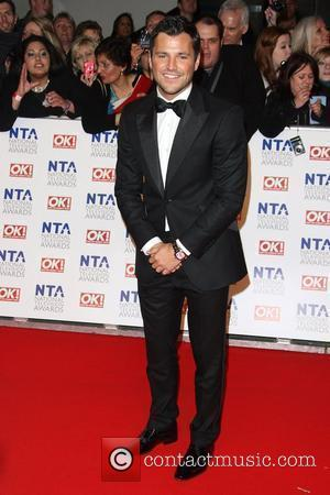 Mark Wright The National Television Awards 2012 (NTA's) - Arrivals London, England - 25.01.12