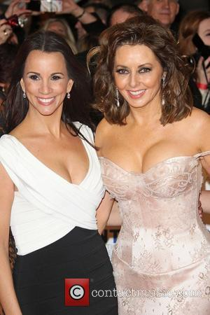 Andrea McLean and Carol Vorderman The National Television Awards 2012 (NTA's) - Arrivals London, England - 25.01.12