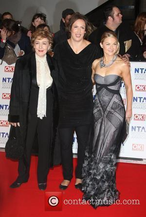 Patricia Hodge and Laura Aikman