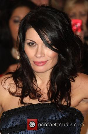 Alison King The National Television Awards 2012 (NTA's) - Arrivals London, England - 25.01.12